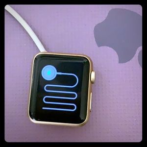 Apple Watch Gold 7000 Series